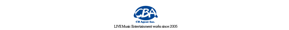 CB Agent Inc. LIVEMusic Entertainment works since2005